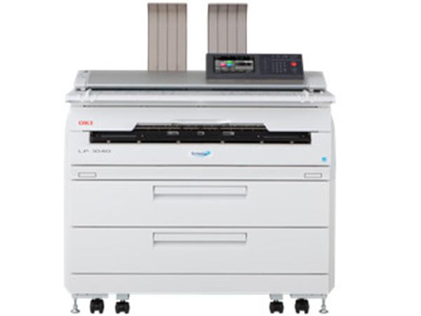 OKI 1040型2卷紙工程機